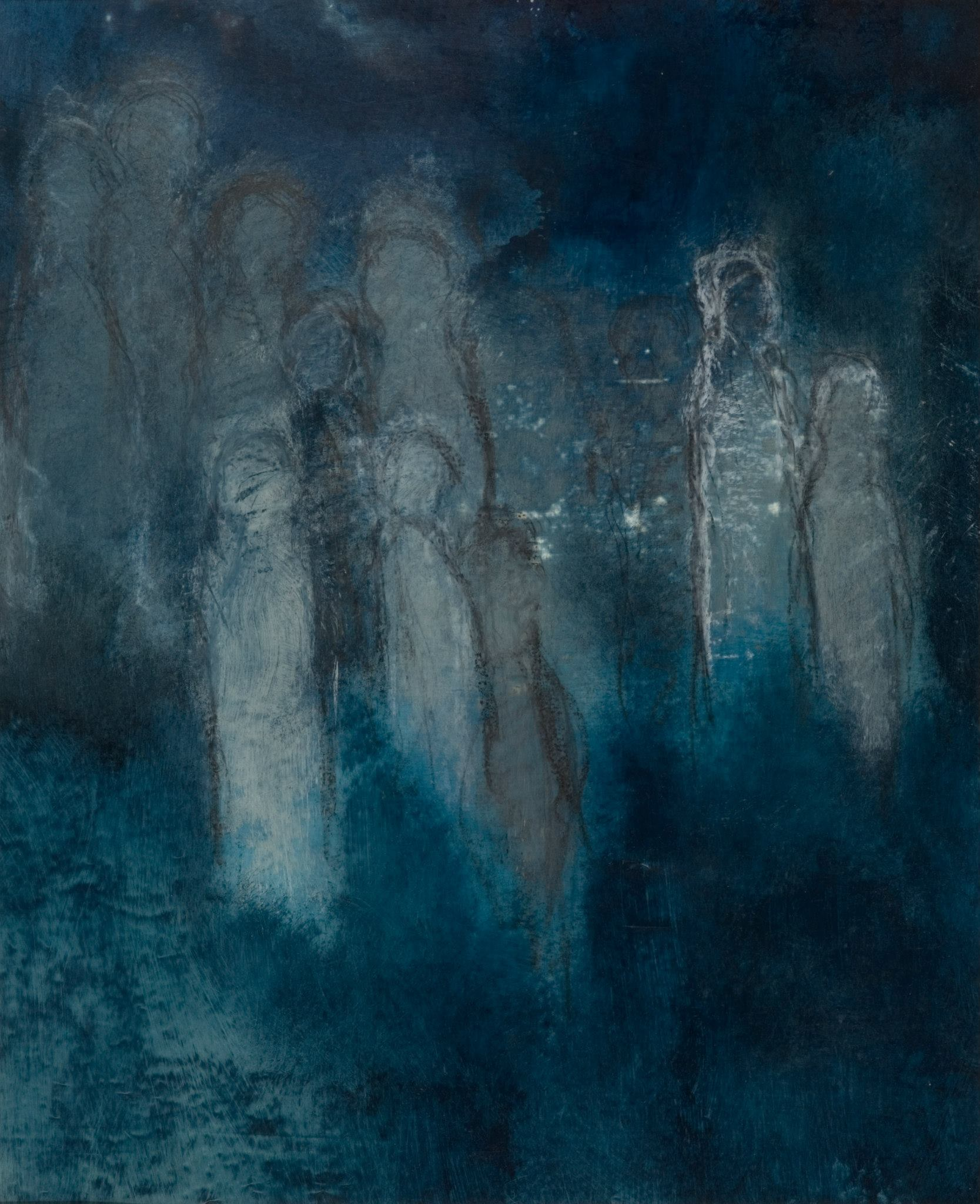 Anne Slaughter's The Night Gathering