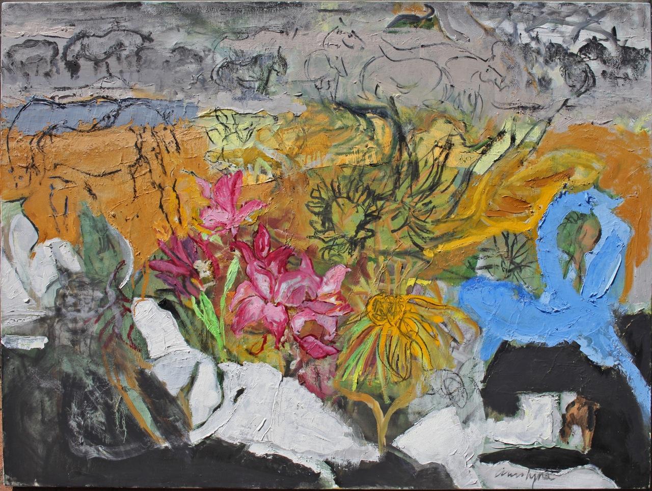 Summer Pastures by Ann Lyne
